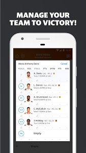 screenshot of Yahoo Fantasy Sports - #1 Rated Fantasy App version Varies with device