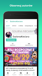 screenshot of sameQuizy version Varies with device