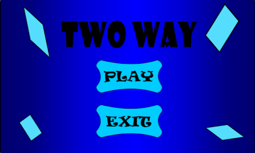 screenshot of two way pass version 1.1